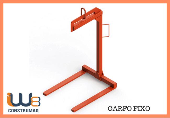 GARFO FIXO