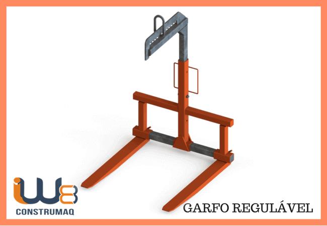 GARFO REGULÁVEL