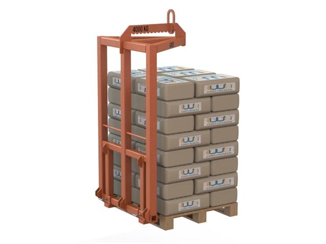 Gafo para Munck 4000 kg
